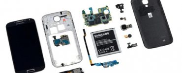 Diasassembly Samsung Galaxy S4