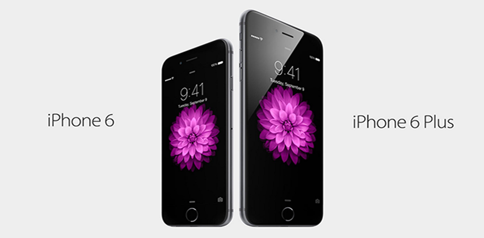 iPhone 6 και iPhone 6 Plus