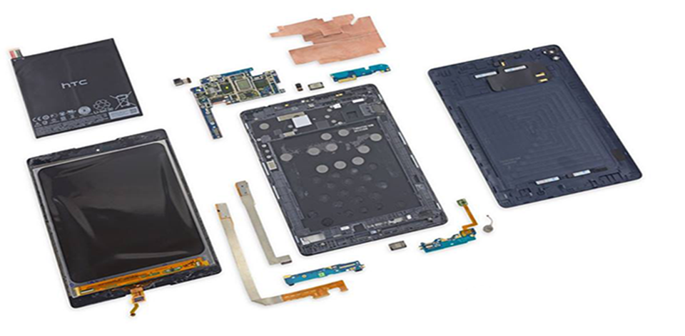 Google Nexus 9 Teardown
