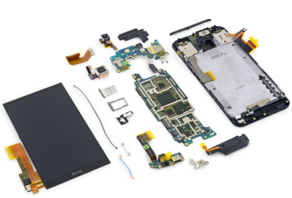 HTC One M9 teardown pic10
