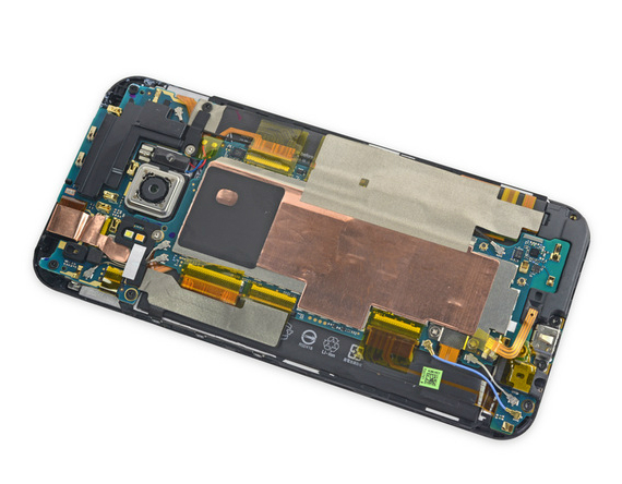 HTC One M9 teardown pic3