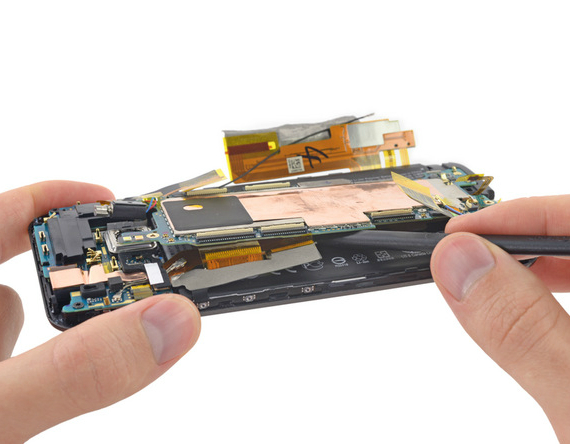 HTC One M9 teardown pic5