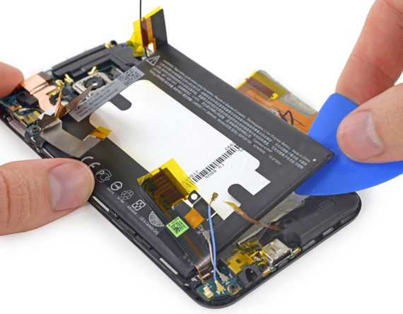HTC One M9 teardown pic6