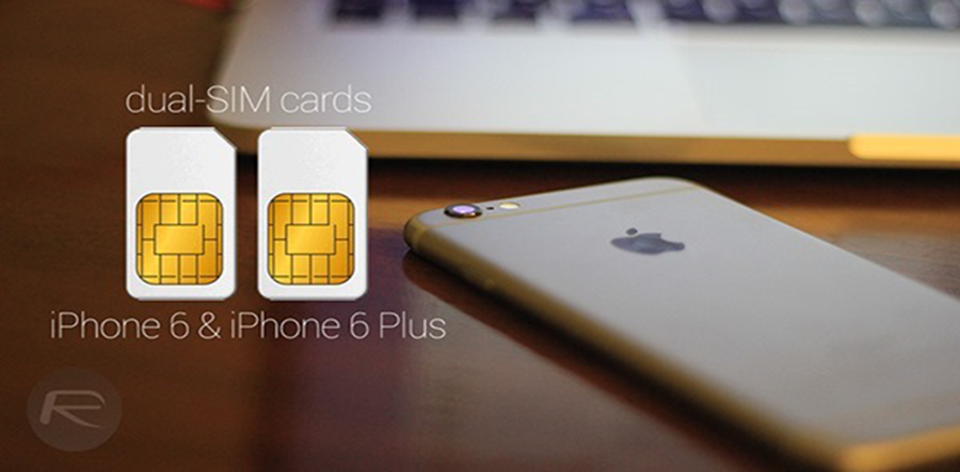 Dual Sim iPhone pic1