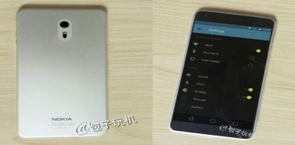 Nokia C1 leaked
