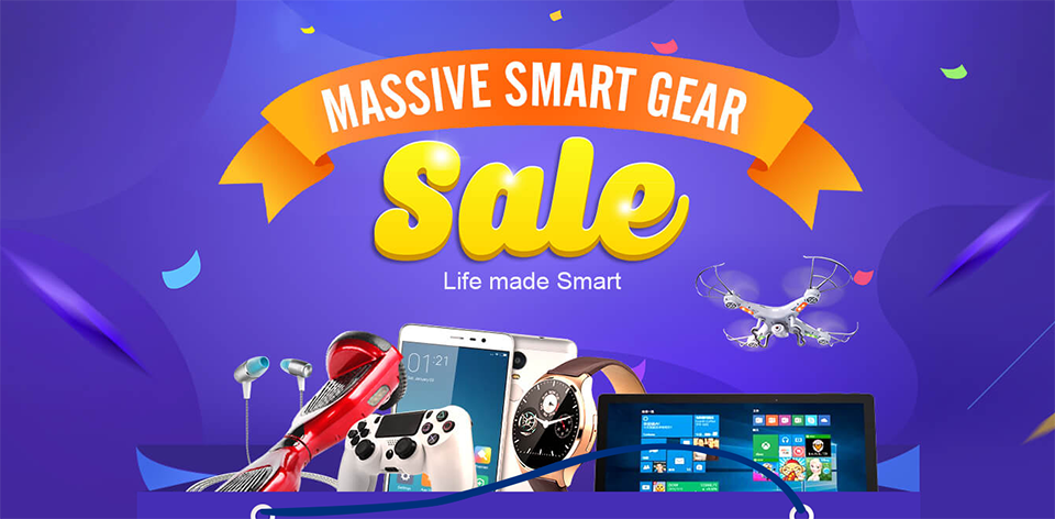 Massine Smart Gear Sale