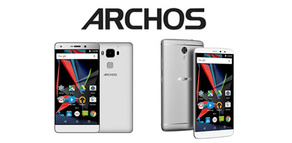 Archos Diamond 2 Plus και Archos Diamond 2 Note