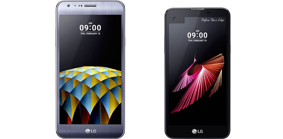 LG X Cam και LG X Screen