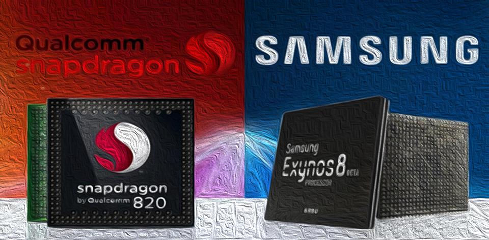 Ποιο γρήγορο το Galaxy S7 με Exynos SoC
