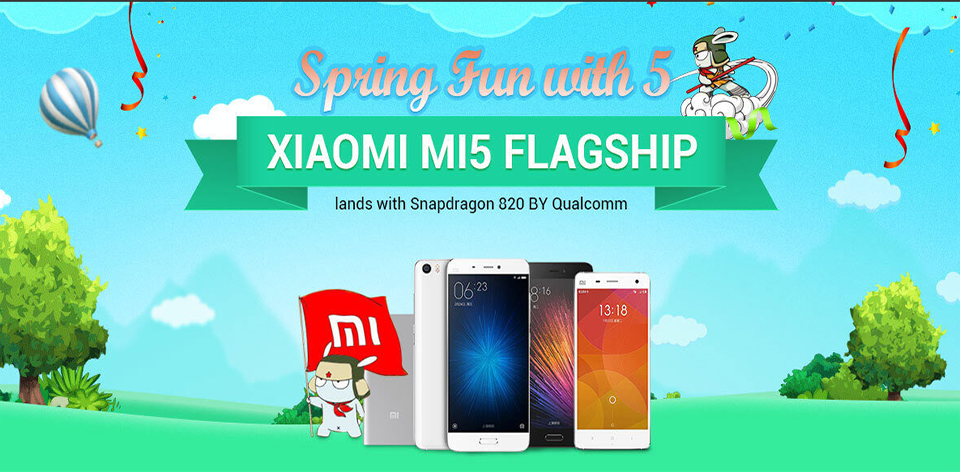Xiaomi Spring Offers