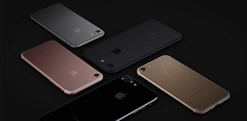 iPhone 7 και iPhone 7 Plus