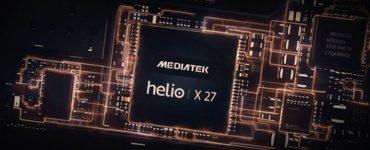 Helio X23 και Helio X27