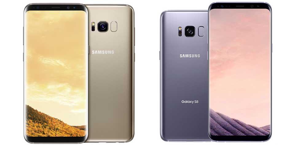 Galaxy S8 και Galaxy S8+