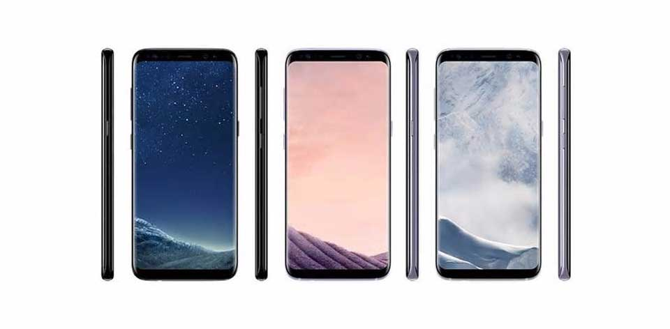Galaxy S8 και S8+