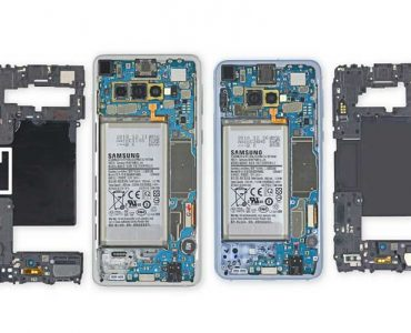Teardown Samsung Galaxy S10