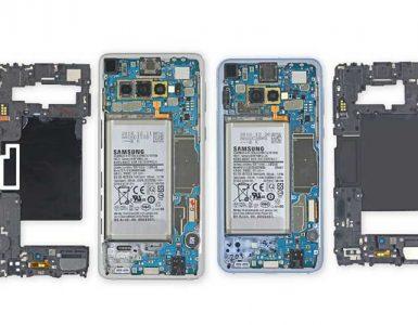 Teardown Samsung Galaxy S10